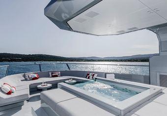 Bold yacht charter lifestyle