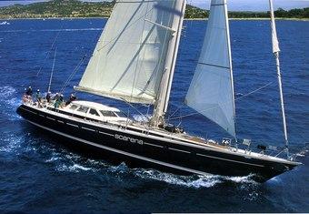 Scarena yacht charter lifestyle