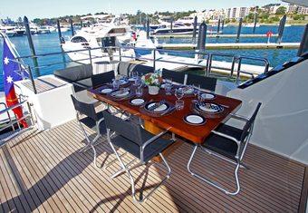 Element yacht charter lifestyle