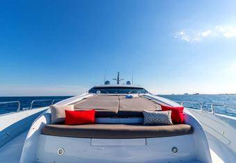 Privee yacht charter lifestyle