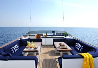 Blu Sky yacht charter lifestyle
