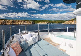 Emerald yacht charter lifestyle