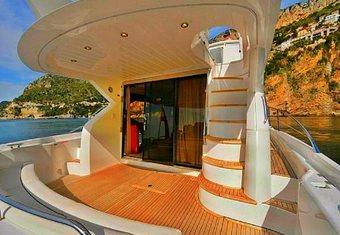 Saint George yacht charter lifestyle