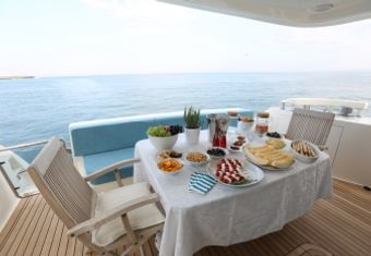 Gaffe yacht charter lifestyle