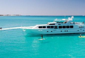 Il Capo yacht charter lifestyle