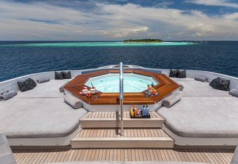 Sky yacht charter lifestyle