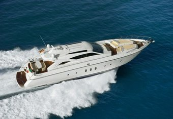 Trilly yacht charter lifestyle