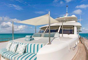 Pura Vida yacht charter lifestyle