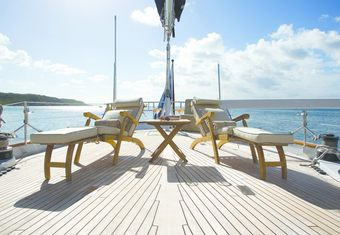 Axia yacht charter lifestyle