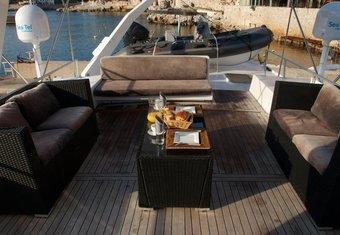 Sea Seven yacht charter lifestyle