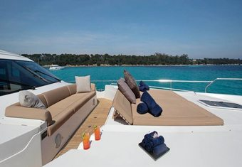 Agave yacht charter lifestyle