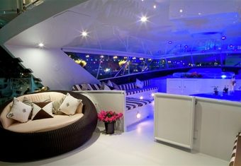 Three Kings yacht charter lifestyle