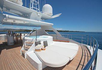 Stormborn yacht charter lifestyle