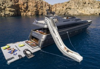 Summer Dreams yacht charter lifestyle