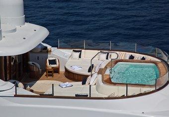 Flag yacht charter lifestyle