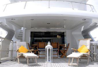Lady Malak yacht charter lifestyle