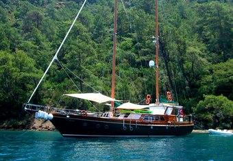 Freya yacht charter lifestyle