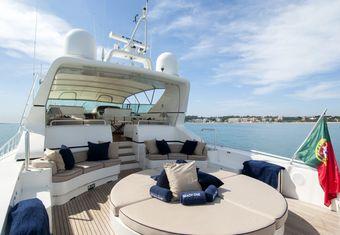 Lauren V yacht charter lifestyle