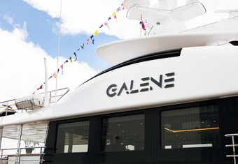 Galene yacht charter lifestyle