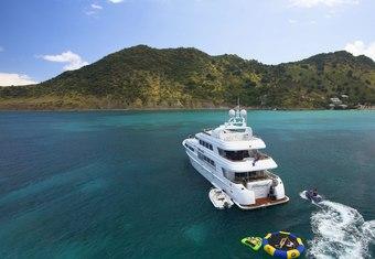Nicole Evelyn yacht charter lifestyle