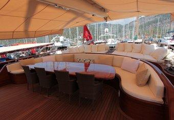 Carpe Diem V yacht charter lifestyle