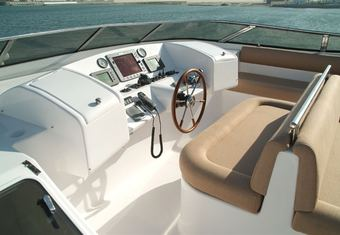 Majesty 88 yacht charter lifestyle