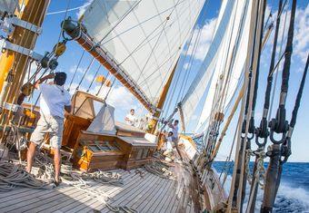 Shenandoah yacht charter lifestyle