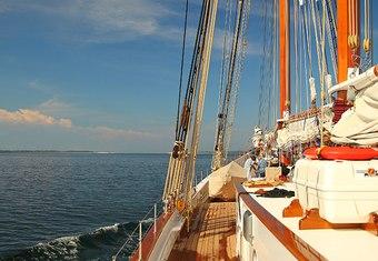 Columbia yacht charter lifestyle