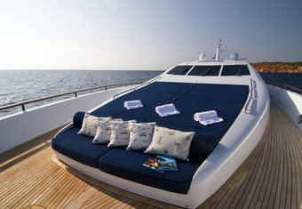 Subzero yacht charter lifestyle