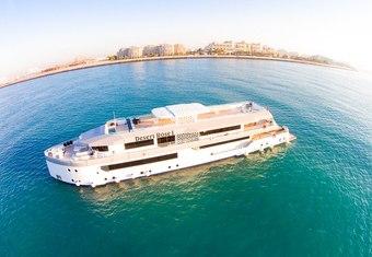 Desert Rose I yacht charter lifestyle