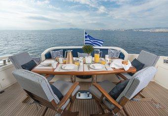 Almaz yacht charter lifestyle