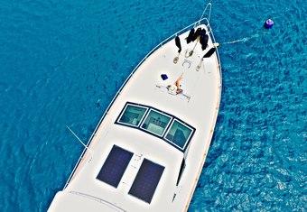 Runaway yacht charter lifestyle