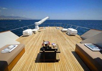 Xiphias yacht charter lifestyle