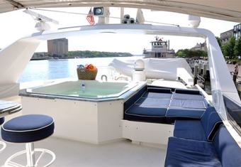 Horus yacht charter lifestyle