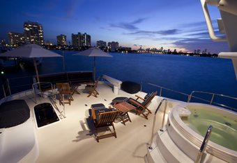 Lady Victory yacht charter lifestyle