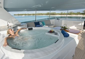 Fore Aces yacht charter lifestyle