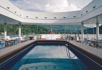 Grand Ocean yacht charter lifestyle