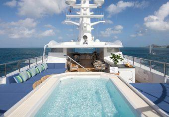 Elysian yacht charter lifestyle