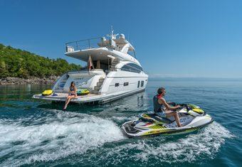 LARIMAR II yacht charter lifestyle