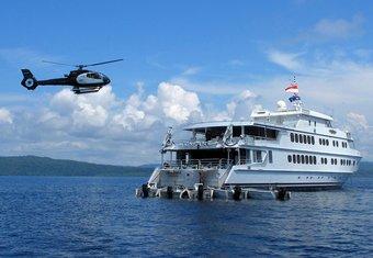 True North yacht charter lifestyle