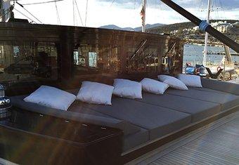 Rox Star yacht charter lifestyle