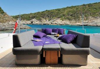 Something About Meri yacht charter lifestyle