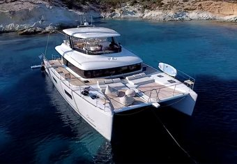 Galux One yacht charter lifestyle