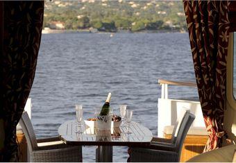 Alexandria yacht charter lifestyle