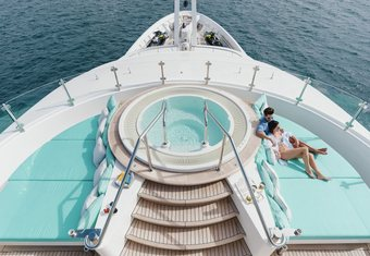 Ramble On Rose yacht charter lifestyle
