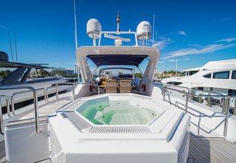 Platinum Princess yacht charter lifestyle