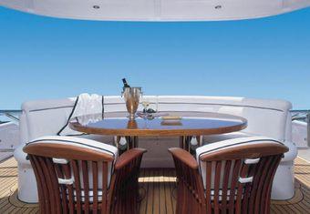 C'est La Vie yacht charter lifestyle