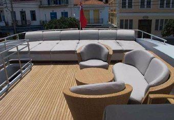 A6M Zero yacht charter lifestyle