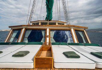 Arktos yacht charter lifestyle