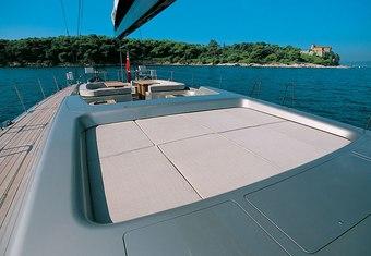 Dark Shadow yacht charter lifestyle